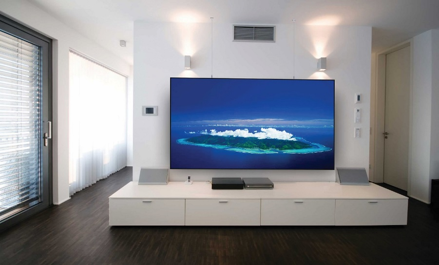 Develop an Elegant Entertainment Space With Custom Home Audio Video