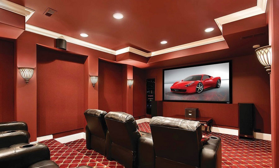 Technologies for the Ultimate Home Theater Experience